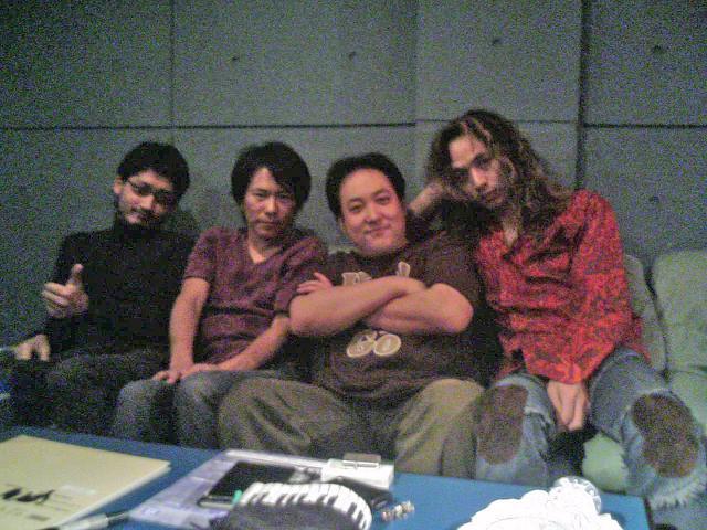 N/Y Funk Shot!! in 名古屋ボトムライン_e0013944_23334716.jpg