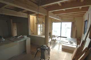 化学物質に過敏な方のための木と塗り壁の自然素材住宅     オープンハウス開催_c0093754_1615425.jpg