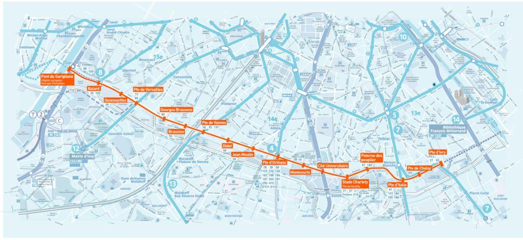 ■トラムTRAMWAYもうすぐ開通(パリ)_a0008105_6463722.jpg
