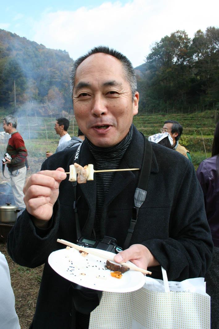 シリーズ「団塊サミットin丹沢」第7回:丹沢ドン会収穫祭_c0014967_19102359.jpg
