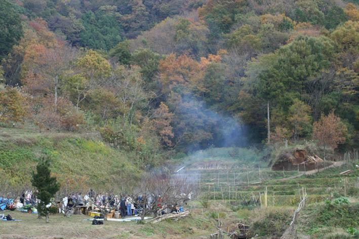 シリーズ「団塊サミットin丹沢」第7回:丹沢ドン会収穫祭_c0014967_19281971.jpg