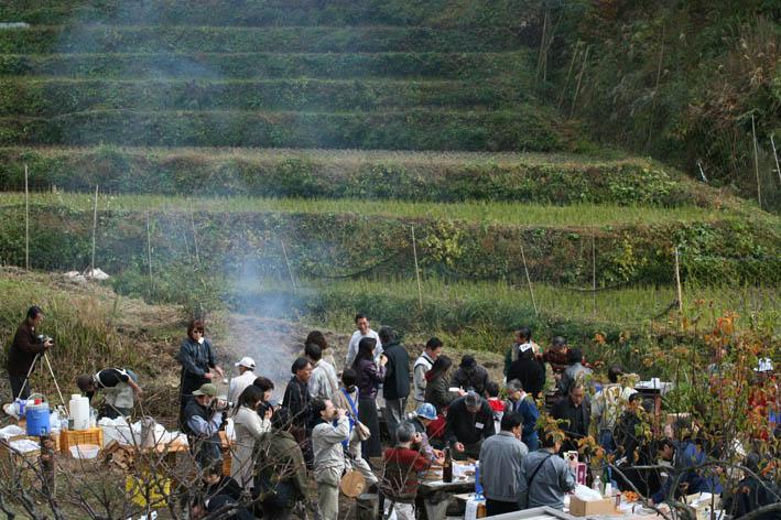 シリーズ「団塊サミットin丹沢」第7回:丹沢ドン会収穫祭_c0014967_19283964.jpg