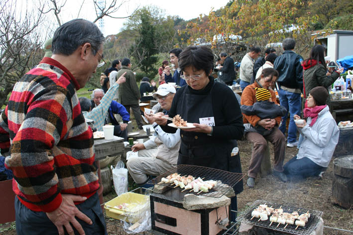 シリーズ「団塊サミットin丹沢」第7回:丹沢ドン会収穫祭_c0014967_193284.jpg