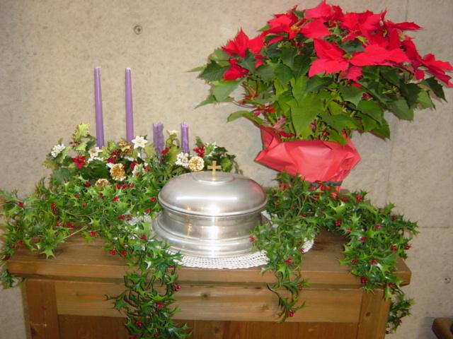 ルーテル教会★クリスマスコンサート_b0099226_159253.jpg