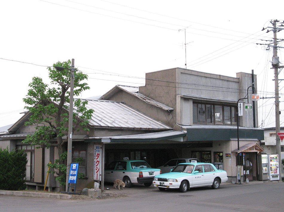 名脇役 タクシー営業所_b0059756_209364.jpg