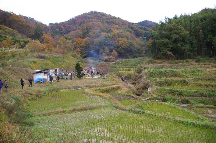 シリーズ「団塊サミットin丹沢」第7回:丹沢ドン会収穫祭_c0014967_8585584.jpg