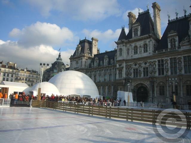 ■屋外スケートリンク(PARIS)_a0008105_18464998.jpg