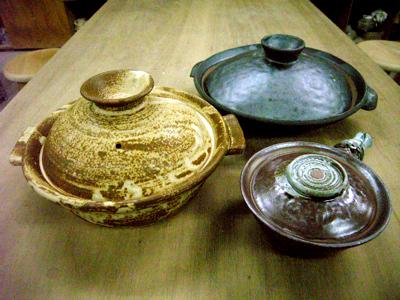 楽しいな、土鍋いろいろ。_e0046128_16241047.jpg