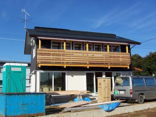 「小砂の家」 完成見学会_a0039934_14125293.jpg