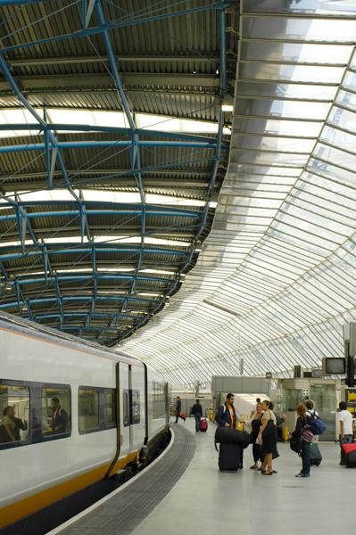 eurostar ーロンドンからパリへー_a0003650_2237239.jpg