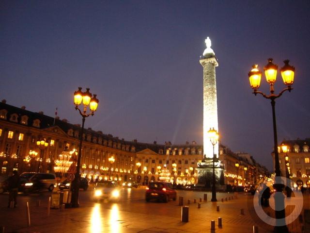 ■ヴァンドーム広場 Place Vendome(PARIS)_a0008105_22192022.jpg