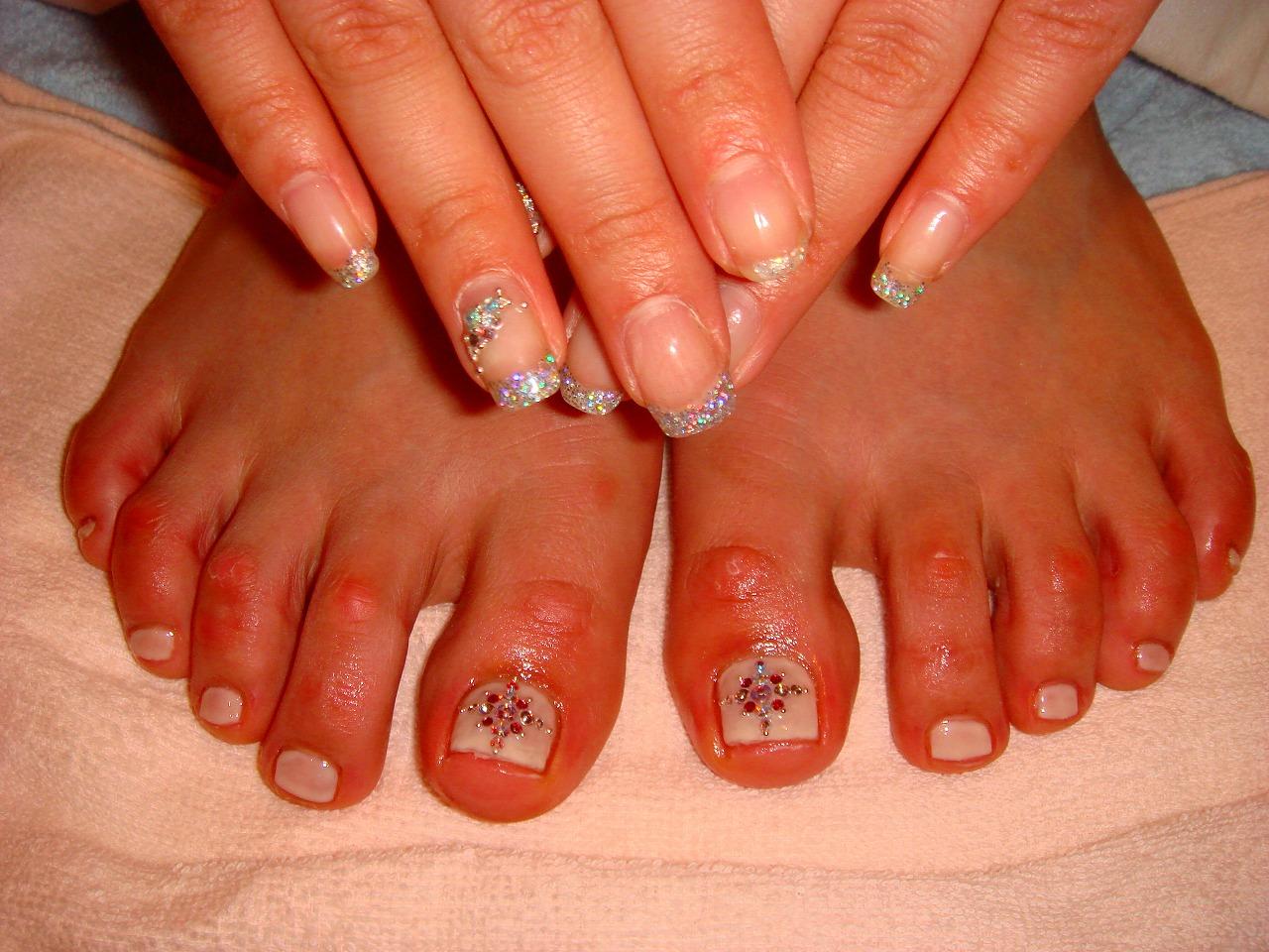 foot・バイオジェル_e0097047_3354213.jpg
