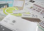 スーパーボギーのロゴ、マークなど印刷物やフライヤーなどの作品集とホームページ企画、制作の作品集です。