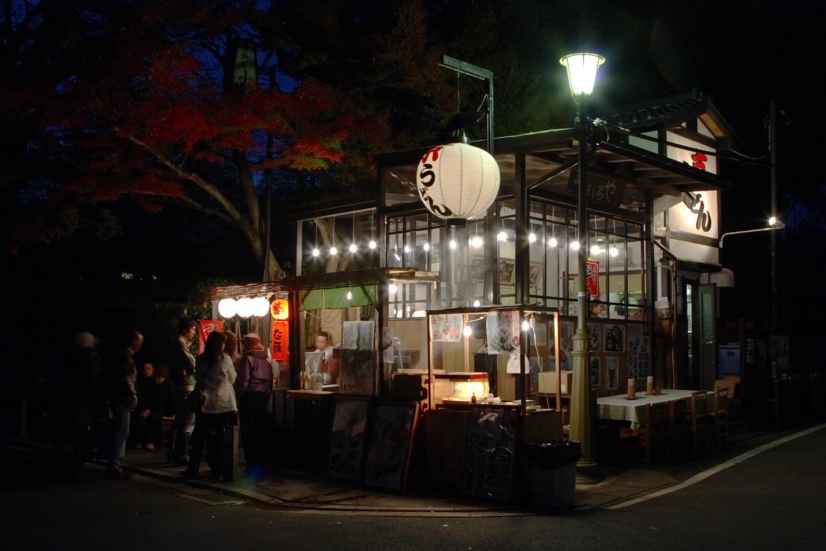 京都 嵯峨野 <嵐山> 紅葉 2_f0021869_927048.jpg