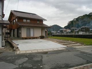 HPで見学会(周南市・Iさんの家)_d0087595_9373094.jpg