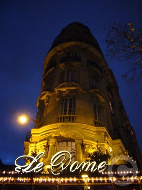 ■LE DOME(PARIS)_a0014299_2162080.jpg