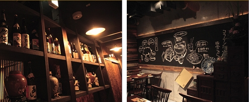 歌舞伎町おいしいお店 - 豚食堂 ぶこつや_a0057402_1121170.jpg