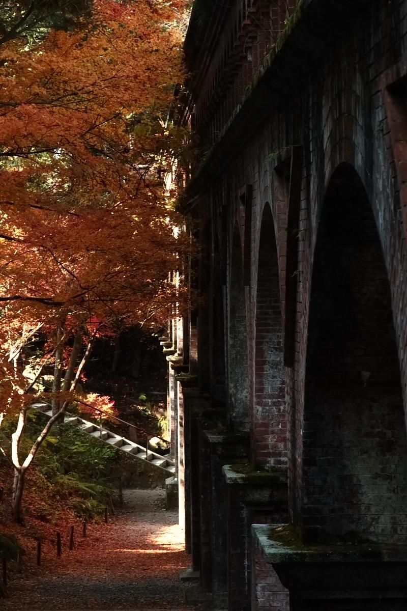 京都 東山 <南禅寺> 紅葉 _f0021869_2247566.jpg