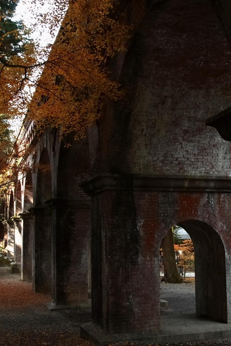 京都 東山 <南禅寺> 紅葉 _f0021869_22482152.jpg