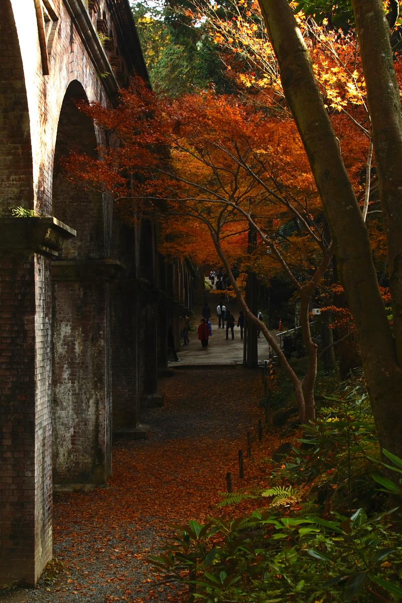 京都 東山 <南禅寺> 紅葉 _f0021869_22484274.jpg