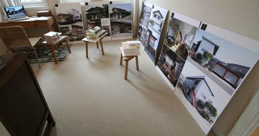 秋田の建築家の「家」展_e0054299_1735345.jpg