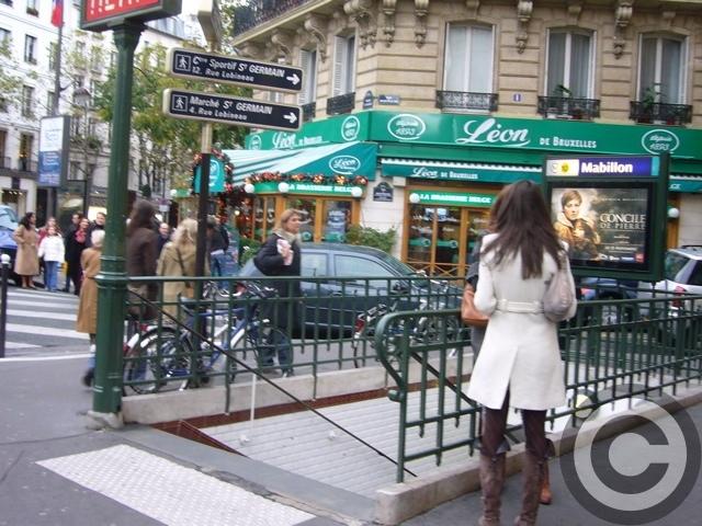 ■メトロ(PARIS)_a0008105_19191373.jpg