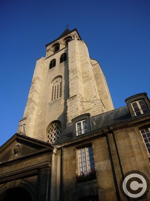 ■サンジェルマン教会(PARIS)_a0008105_8291554.jpg