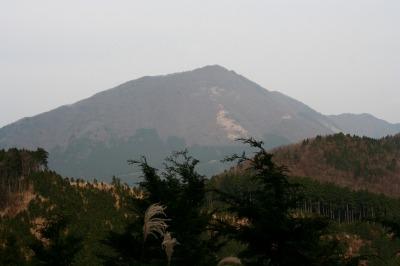 伊勢辻山(1290m) 雲ガ瀬山 ハンシ山 三重と奈良県の県境_d0055236_14151237.jpg