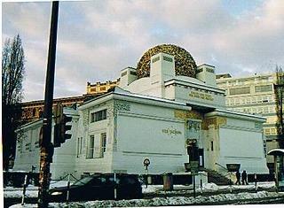 """ウィーン「ゼツェッション館」 1898年  """"2003中欧_c0087349_5181055.jpg"""
