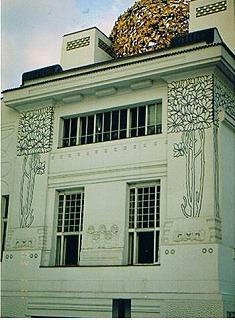 """ウィーン「ゼツェッション館」 1898年  """"2003中欧_c0087349_5195739.jpg"""