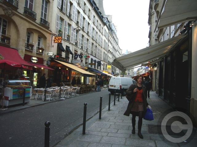 ■ビュッシー通り Rue de Buci_a0014299_3472066.jpg