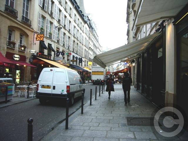 ■ビュッシー通り Rue de Buci_a0014299_34727.jpg
