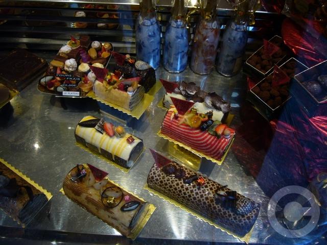 ■クリスマス時期のスイーツ(PARIS)_a0014299_3534413.jpg