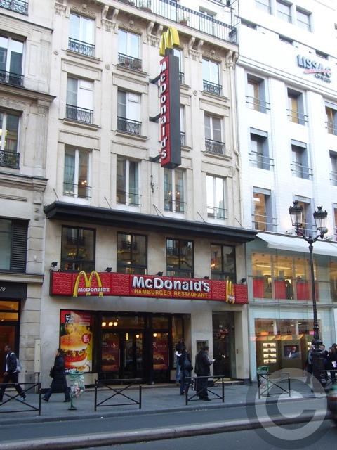 ■パリ13区中華街に新しく出来たマクド(PARIS)_a0014299_828577.jpg