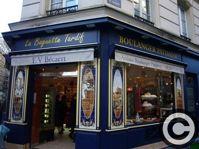 ■街角のパン屋のスイーツ(PARIS)_a0014299_8484445.jpg
