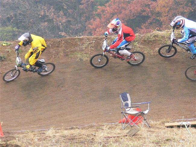 JOSF緑山2006ファイナルレース VOL 3 BMXエキスパートクラス予選画像垂れ流し_b0065730_22382683.jpg