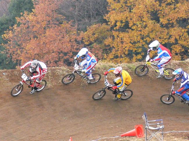 JOSF緑山2006ファイナルレース VOL 3 BMXエキスパートクラス予選画像垂れ流し_b0065730_22402897.jpg