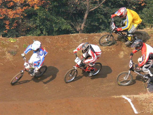 JOSF緑山2006ファイナルレース VOL 3 BMXエキスパートクラス予選画像垂れ流し_b0065730_22497100.jpg