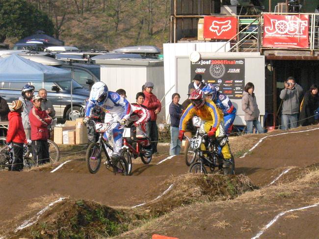 JOSF緑山2006ファイナルレース VOL 3 BMXエキスパートクラス予選画像垂れ流し_b0065730_22503560.jpg