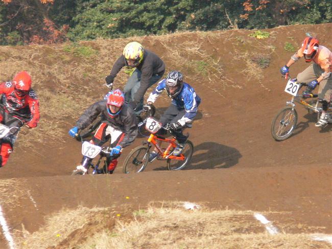 JOSF緑山2006ファイナルレース VOL 3 BMXエキスパートクラス予選画像垂れ流し_b0065730_22513649.jpg