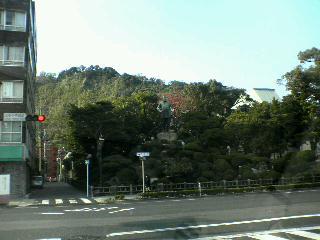 西郷 隆盛~城山公園~_d0082356_16222475.jpg