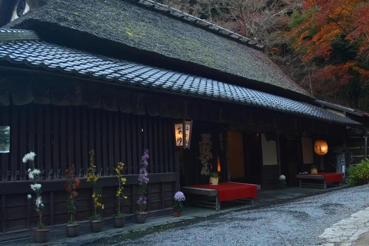 京都 嵯峨野 <鳥居本> 紅葉 7_f0021869_21183939.jpg