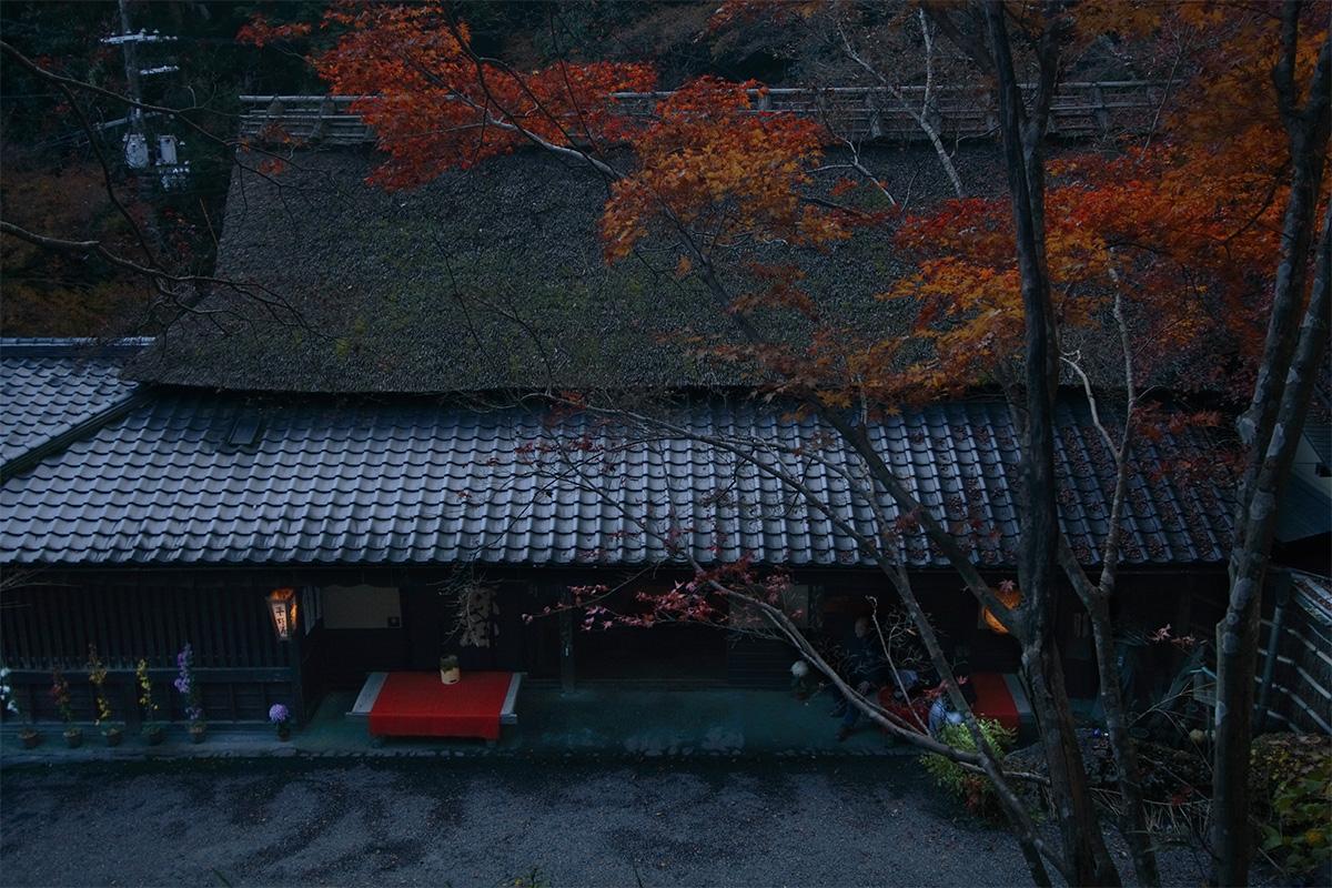 京都 嵯峨野 <鳥居本> 紅葉 7_f0021869_21192255.jpg