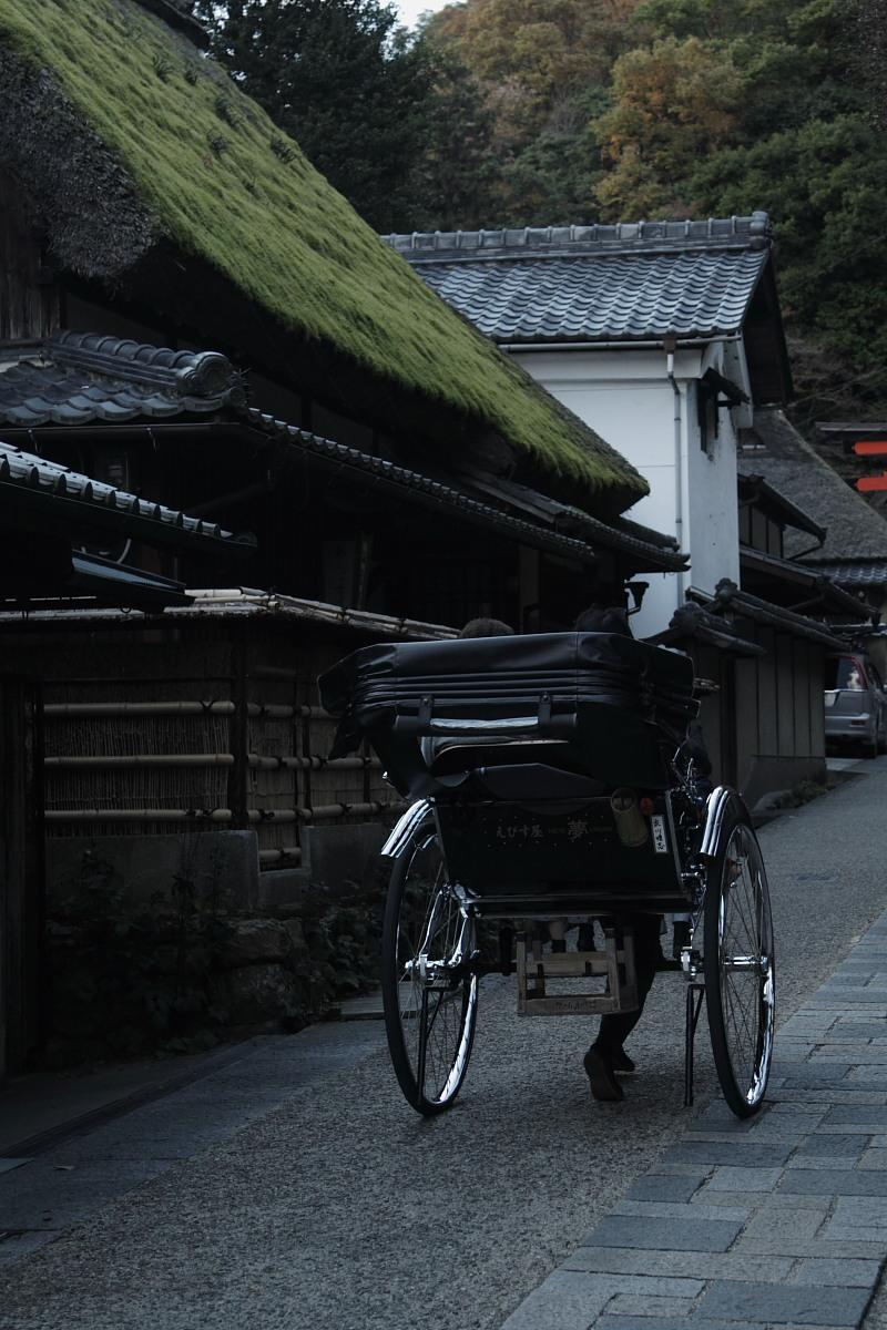 京都 嵯峨野 <鳥居本> 紅葉 7_f0021869_21211240.jpg