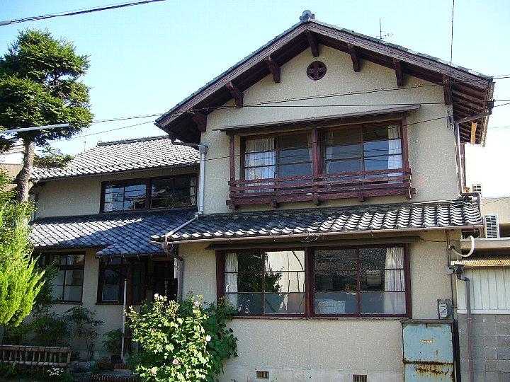 近江八幡教会牧師館_c0094541_14511043.jpg