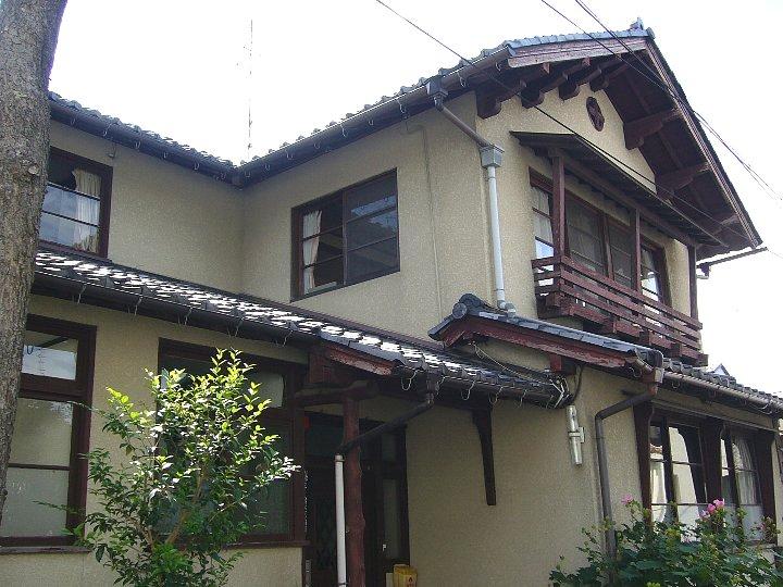 近江八幡教会牧師館_c0094541_15105195.jpg