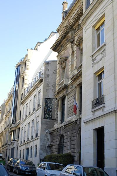 Musée national Gustave-Moreau  ギュスターヴ・モロー美術館_a0003650_23204068.jpg