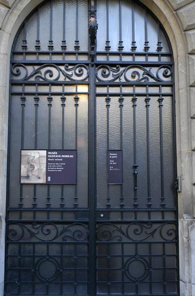 Musée national Gustave-Moreau  ギュスターヴ・モロー美術館_a0003650_23205668.jpg
