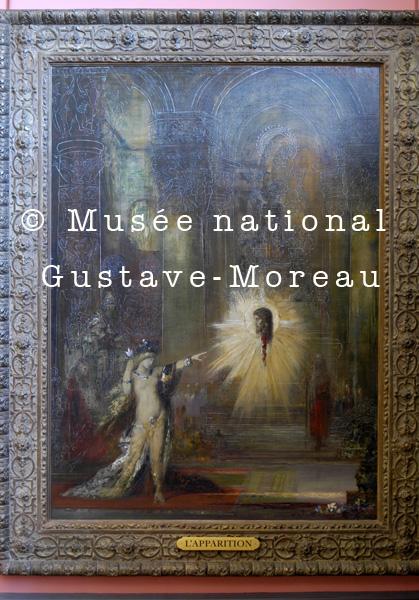 Musée national Gustave-Moreau  ギュスターヴ・モロー美術館_a0003650_2323870.jpg