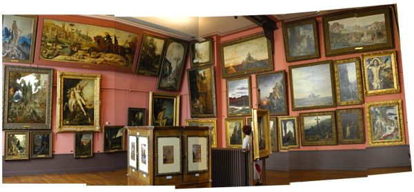 Musée national Gustave-Moreau  ギュスターヴ・モロー美術館_a0003650_23241469.jpg